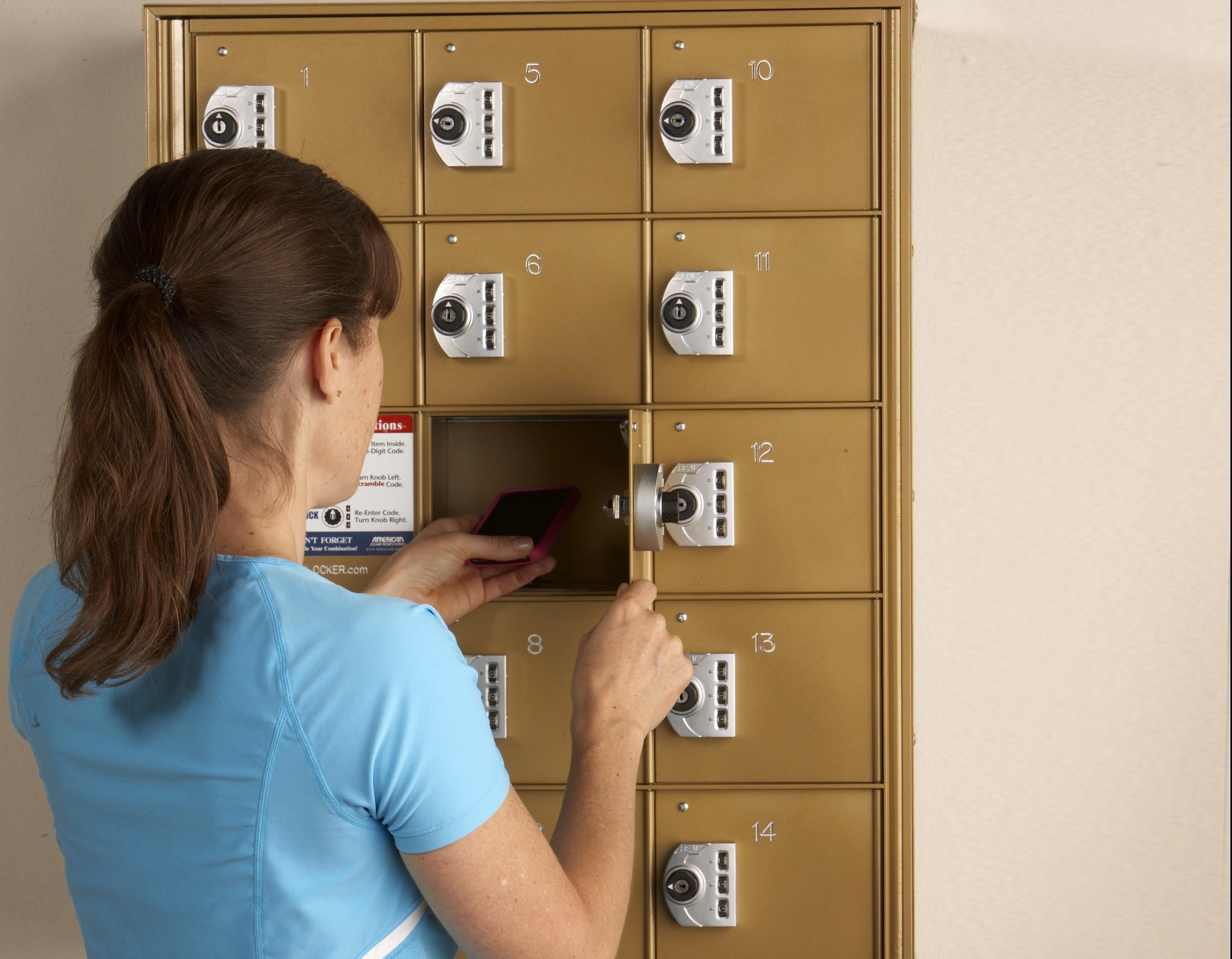 Custom Locker Systems for Any Need
