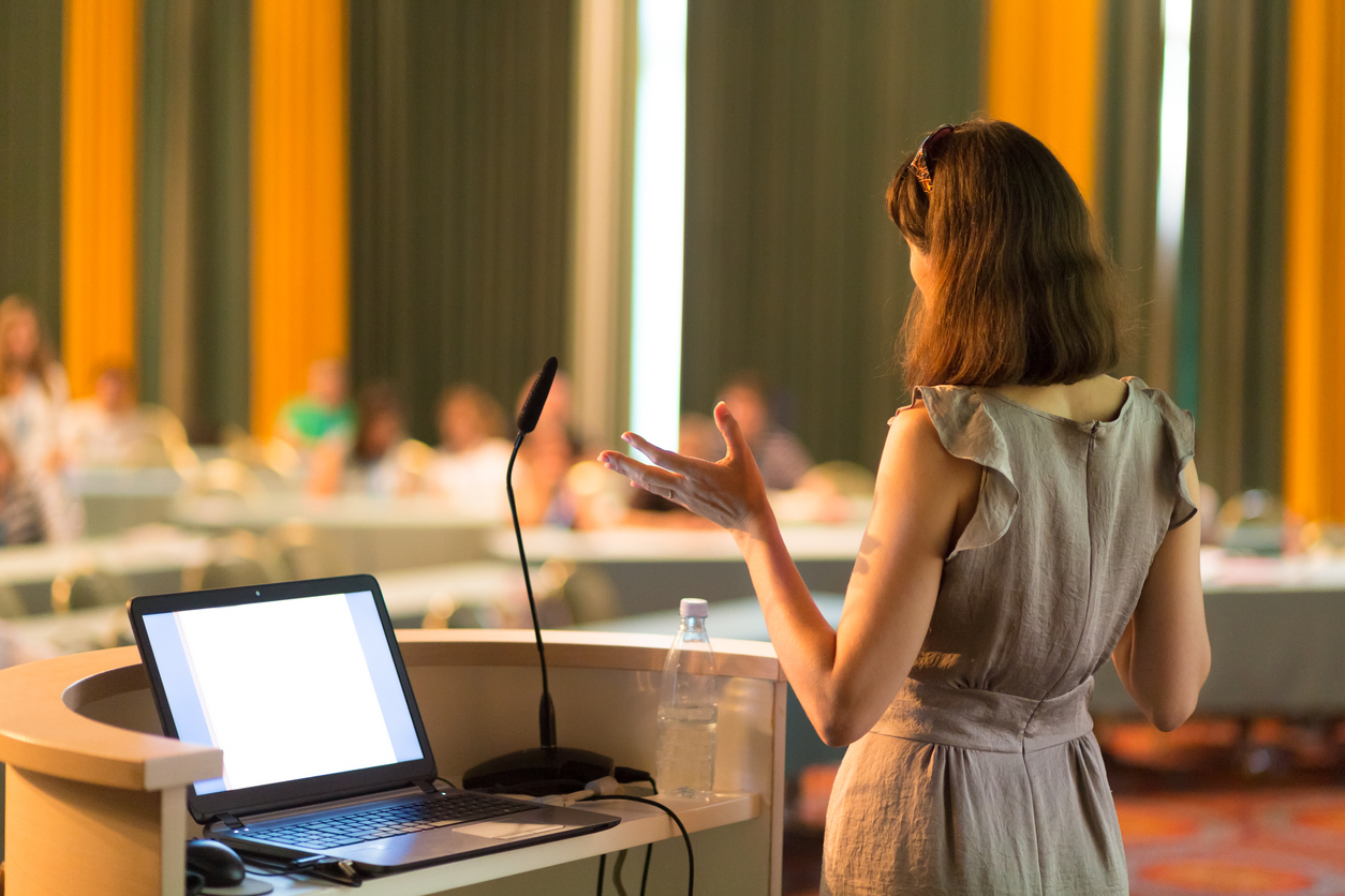 Choosing the Right Speaker for Your Event