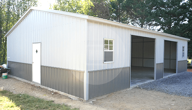 Three Benefits of Constructing a Steel Garage