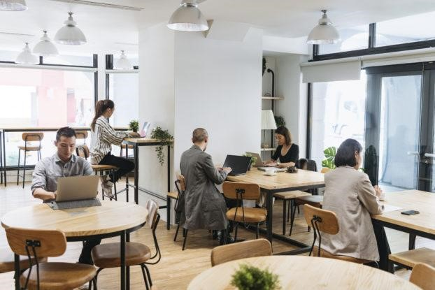 In Coworking Spaces For Entrepreneurs
