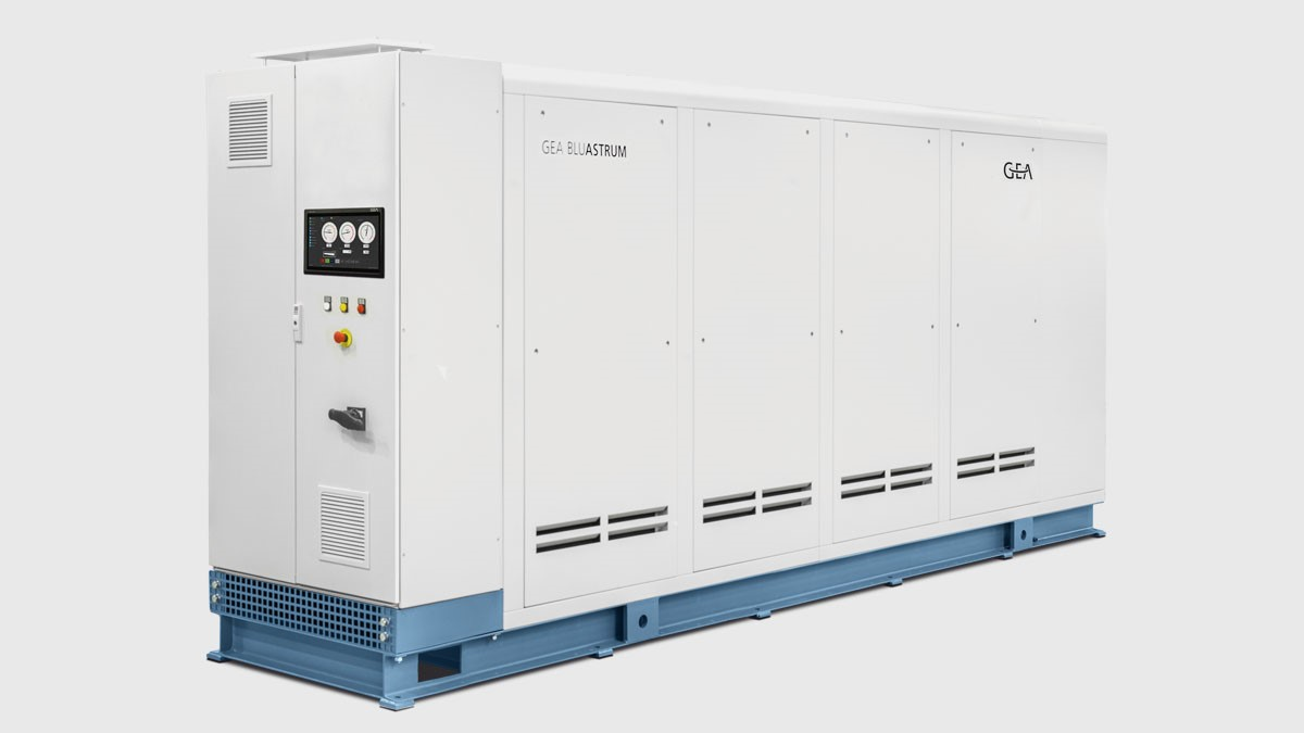 What is an emulsion chiller?
